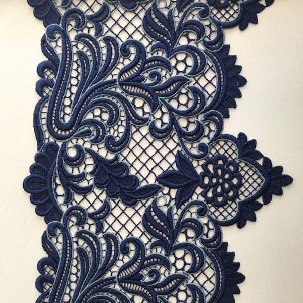 Guipure is not a type of lace, but how can we tell the difference?
