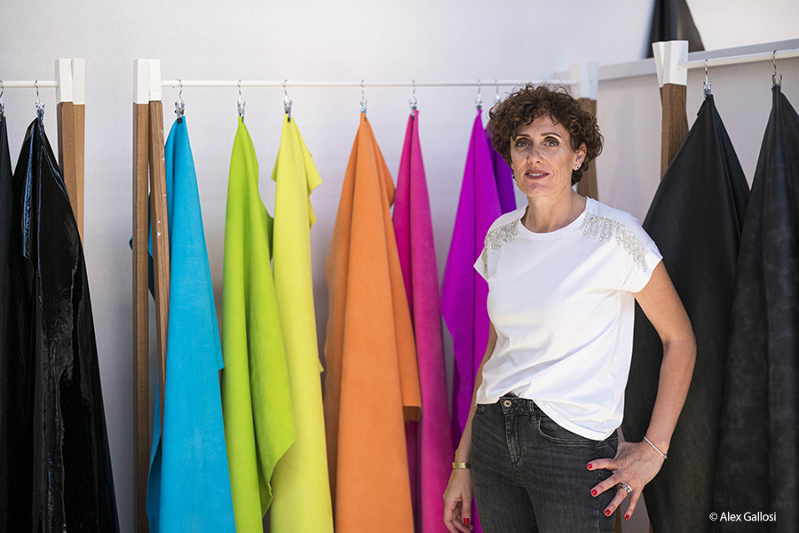 An interview with Silvia Rigatti : CEO from the tannery Stella